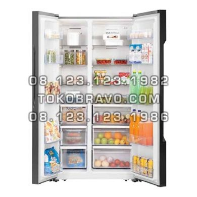 Refrigerator for Home Use RC-83WS Gea