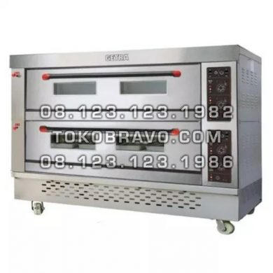 Gas Baking Oven RFL-26SS Getra