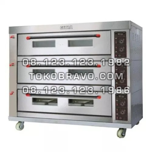 Gas Baking Oven RFL-39SS Getra