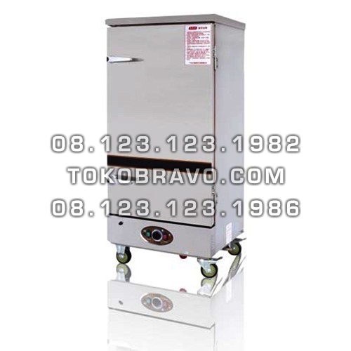 Gas Cooker and Rice Steaming Cart RSC-GZF12 Fomac