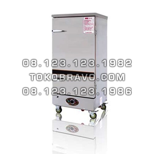 Gas Cooker and Rice Steaming Cart RSC-GZF8 Fomac