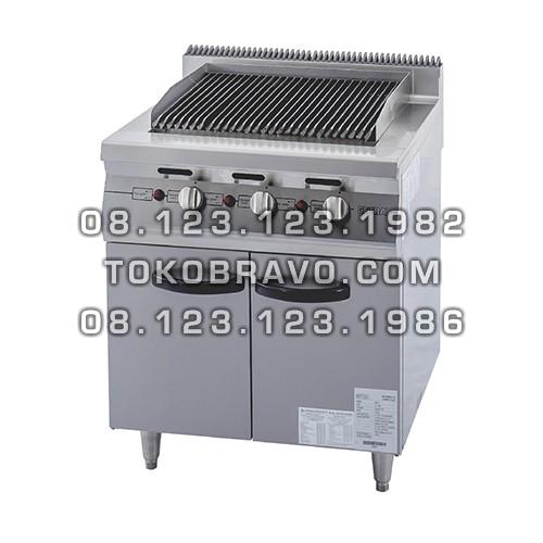 Gas Open Burner RSK-3 Getra