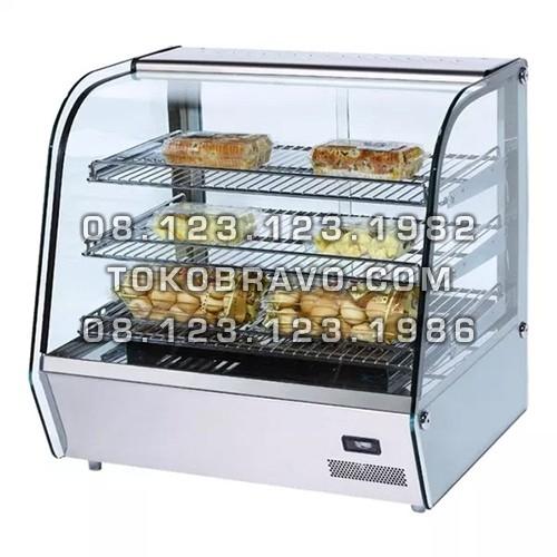 Food Warmer Rear Sliding Door RTR-120L Getra