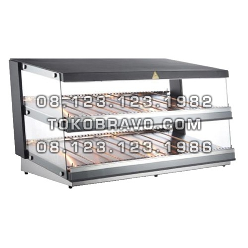 Food Display Warmer RTR-138D Getra