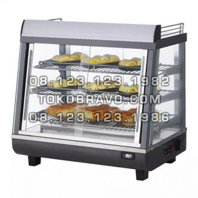 Food Warmer Front and Rear Sliding Door RTR-96L Getra