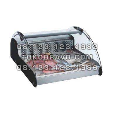 Minimarket Refrigeration Plugin Seafood Counter Cabinet RTW-118L Gea