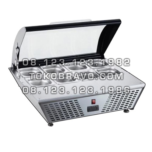 Counter Table Top Salad Case RTW-67L Gea