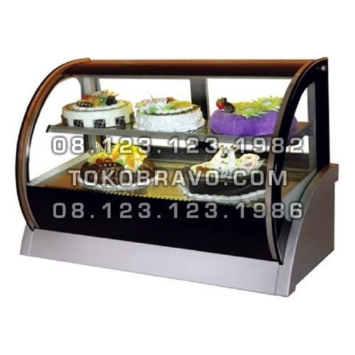Countertop Cake Showcase S-550A Gea