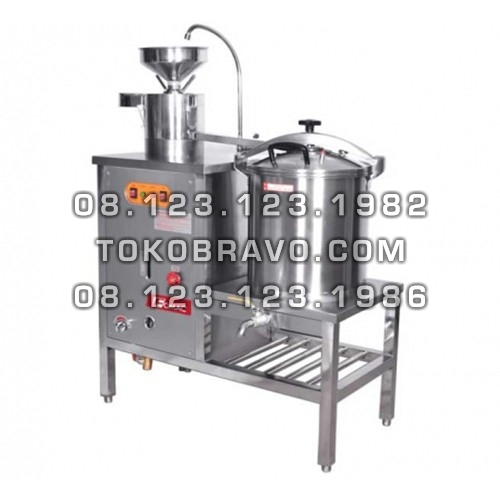 Pressure Soy Milk Maker with Gas and Heater SBG-YL09 Fomac