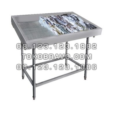 Minimarket Non Refrigerated Seafood Counter SC-120 Gea