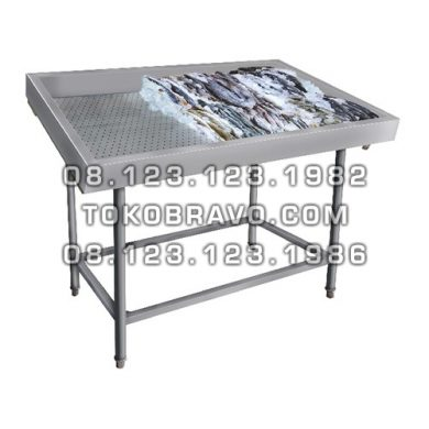 Minimarket Non Refrigerated Seafood Counter SC-150 Gea