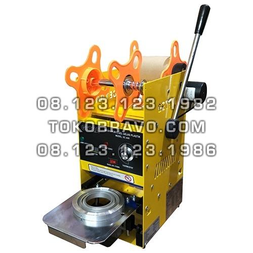 Cup Sealer Semi Manual Digital Counter SC-A90 Getra