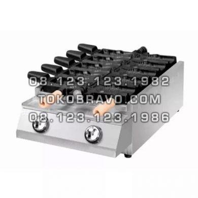 Gas Fish Waffle Baker SC-KR5 Getra