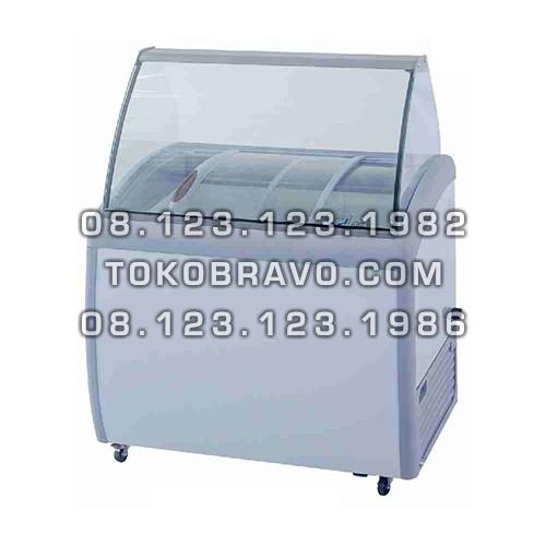 Gelato Showcase Static Cooling SD-260-ICS Gea