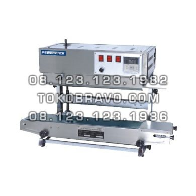 Stand Model Continuous Band Sealer SF-150LW Powerpack