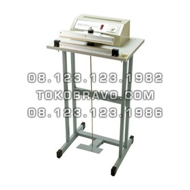 Pedal Impulse Sealer Body Metal (Table Type) SF-300 Getra