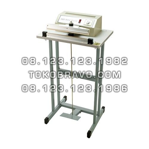 Pedal Impulse Sealer Body Metal (Table Type) SF-300 Getra