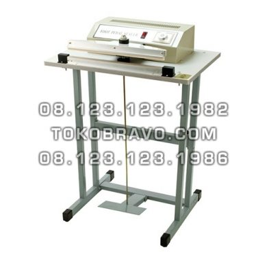 Pedal Impulse Sealer Body Metal (Table Type) SF-400 Getra