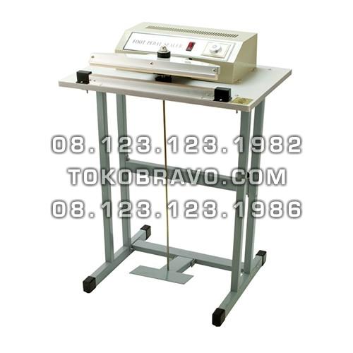 Pedal Impulse Sealer Body Metal (Table Type) SF-400 Getra