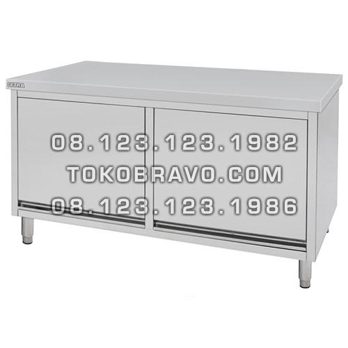 Stainless Steel Kitchen Cabinet SFMHT-120 Getra