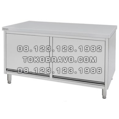 Stainless Steel Kitchen Cabinet SFMHT-180 Getra