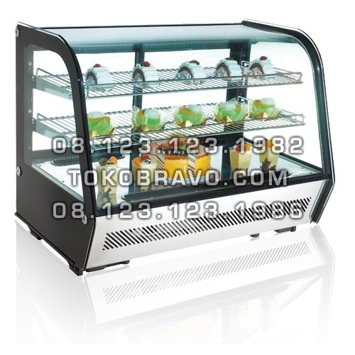 Countertop Cake Showcase SHC-CRTW160L Fomac
