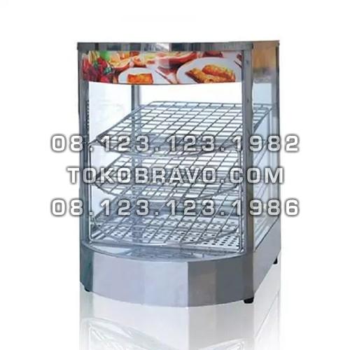 Heat Preservation Showcase SHC-FWS1P Fomac
