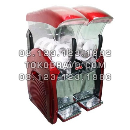 Slush Granita Machine SLM-12LX2 Fomac