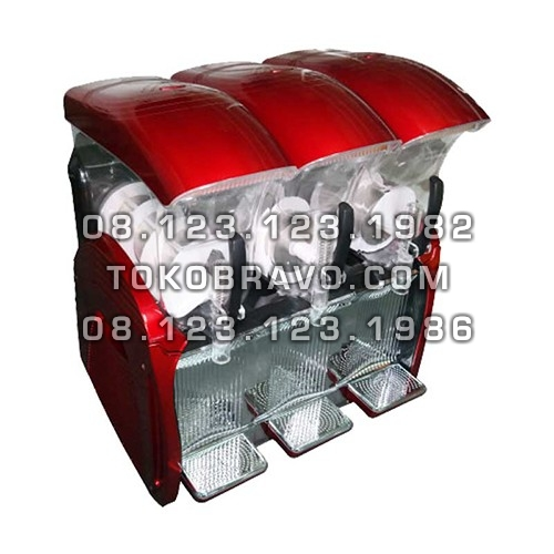 Slush Granita Machine SLM-12LX3 Fomac