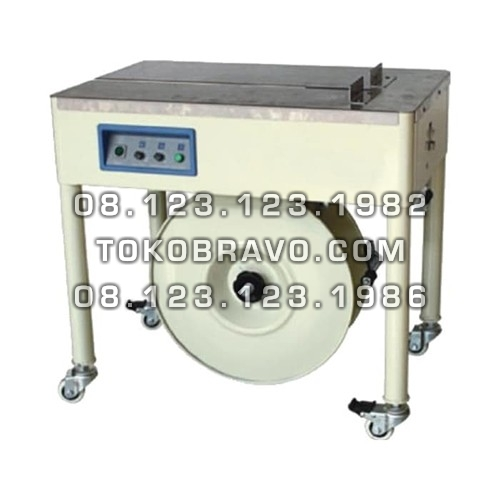 Semi Automatic Strapping Machine DC Motor SM-10T Powerpack