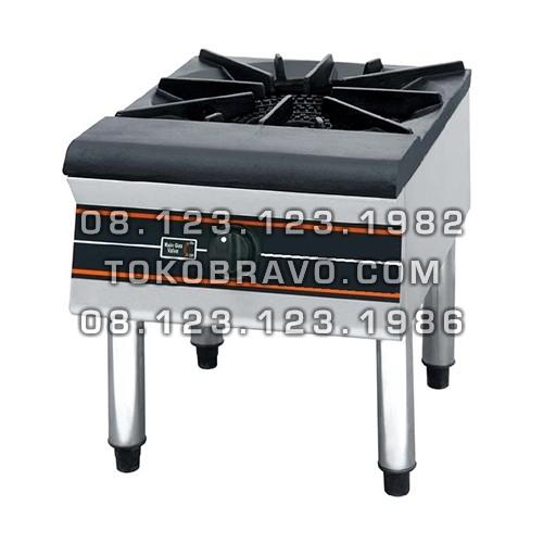 Low Pressure Gas Stock Pot SP-01 Getra