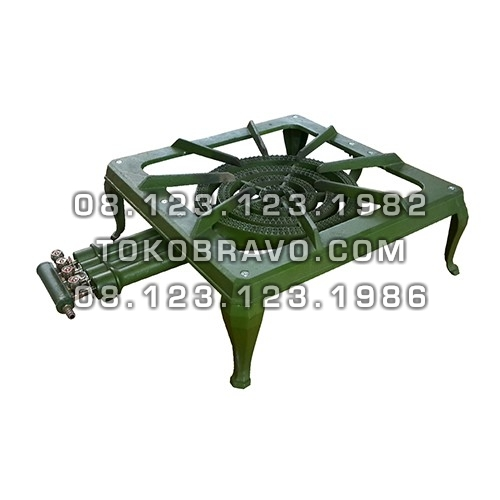 Low Pressure Gas Stock Pot SP-4 Getra