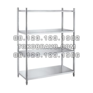 Stainless Steel Storage Rack (Board Type) SR-150 Getra