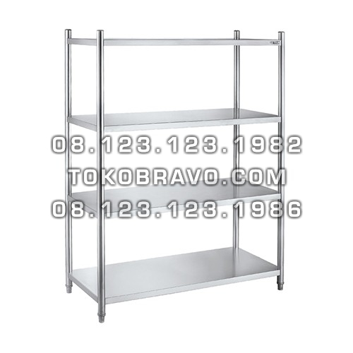 Stainless Steel Storage Rack (Board Type) SR-150 Getra