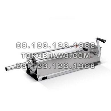 Horizontal Sausage Stuffer Stainless Steel 7L SSF-SH7 Fomac