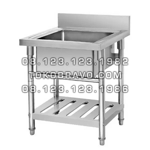 Stainless Steel Sink Table SST-0755 Getra
