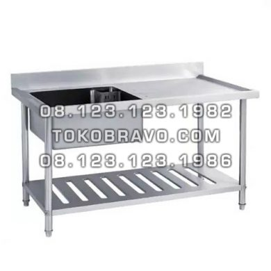Stainless Steel Sink Table SST-1585 Getra