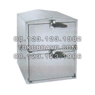 Stainless Steel Steamer Deck ST-2D Getra