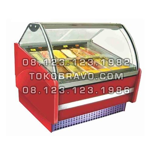 Gelato Showcase Fan Cooling SUNNY-24 Gea