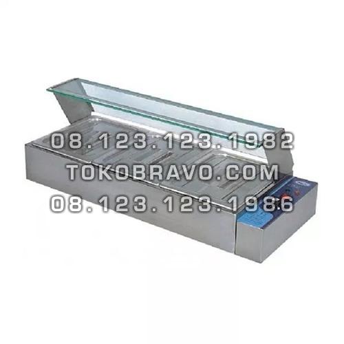 Counter Table Top Bain Marie TB-3 Getra