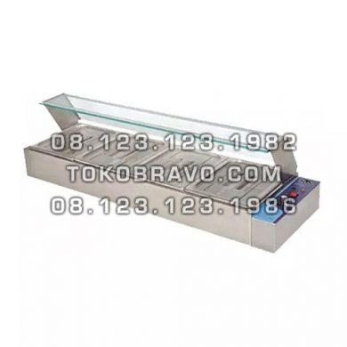 Counter Table Top Bain Marie TB-4 Getra