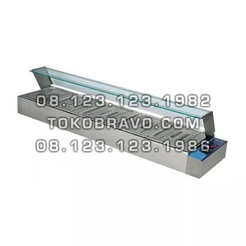 Counter Table Top Bain Marie TB-5 Getra