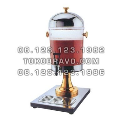 Non Refrigerated Juice Dispenser with Beech Wood 8L TMGD-01 Getra
