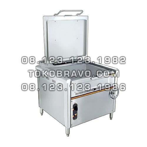 Gas Tilting Pan TP3237 Getra