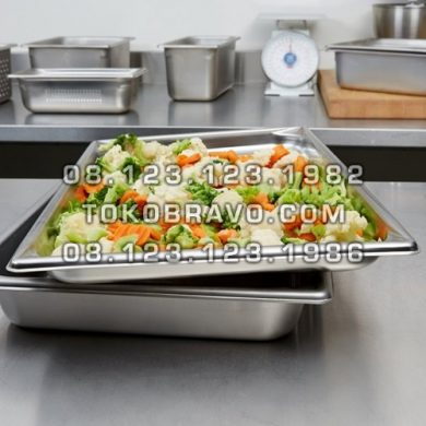 Stainless Steel Perforated Tray TR6420P Getra