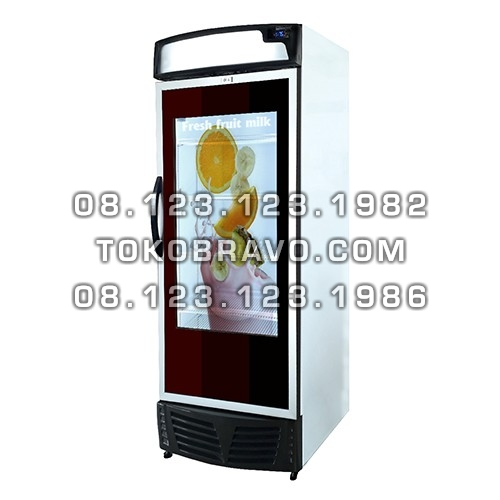 Display Cooler with LCD 45 USS-691DTKL-LCD Gea