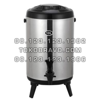 Stainless Steel Bubble Tea Barrel VF-10 Getra