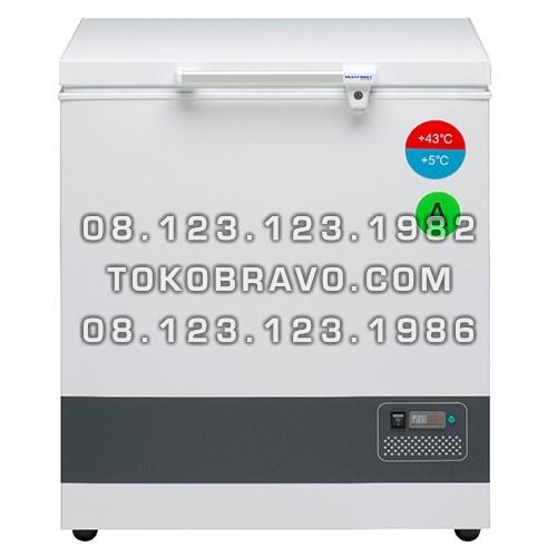 Refrigerator and Freezer Solar Direct Driven VLS-054-SDD Gea