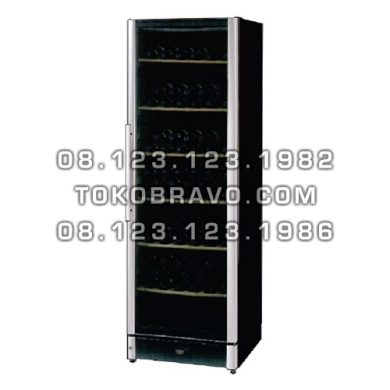 Wine Cooler Multi Zone Temperature W-185 Gea
