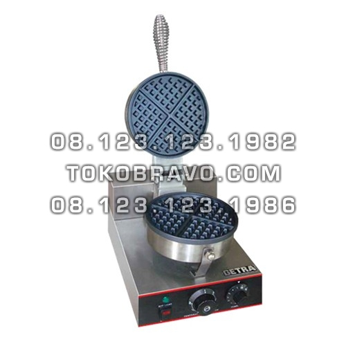 Round Waffle Baker WB-1H Getra